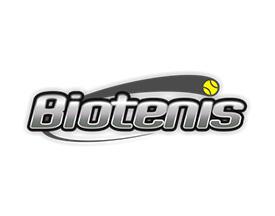 Logo Biotênis   Marca