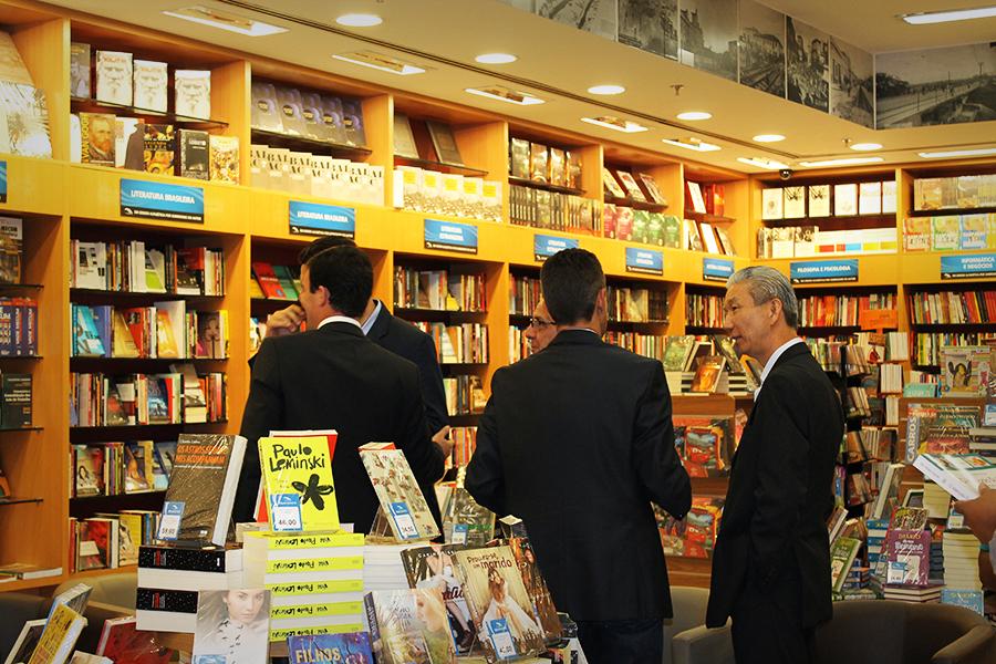 Loja Cia dos Livros