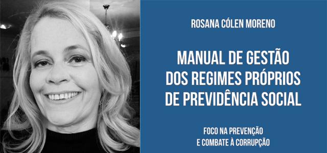 Procuradora lança livro sobre regimes de Previdência Social