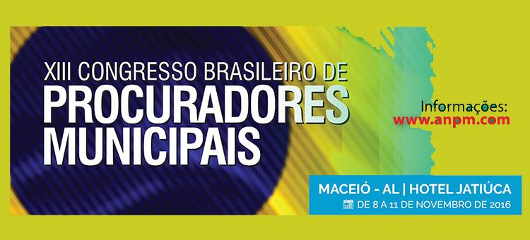 APE sorteia inscrições para o XIII Congresso Brasileiro de Procuradores Municipais
