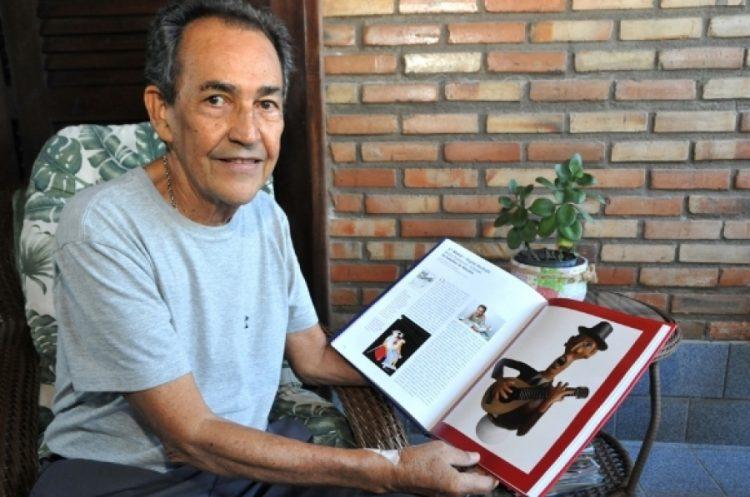 Falece o criador do logo da APE, cartunista Hércules Mendes