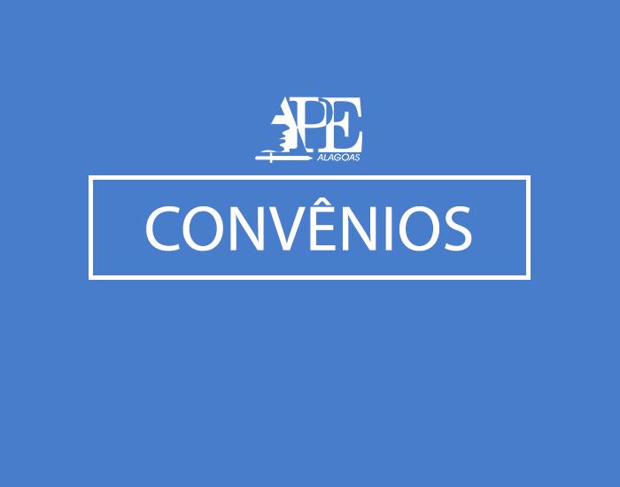 Todos os Convênios APE/AL – 2017