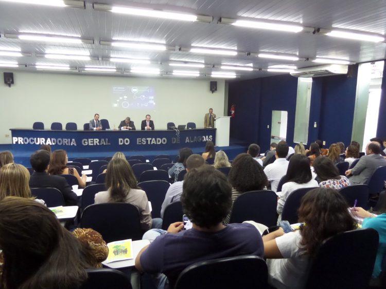 Lei Anticorrupção é tema de palestra na PGE/AL