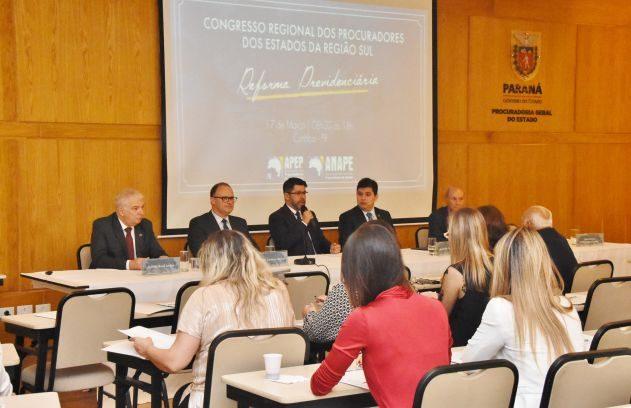 Congresso de Procuradores promove debate sobre a Reforma da Previdência
