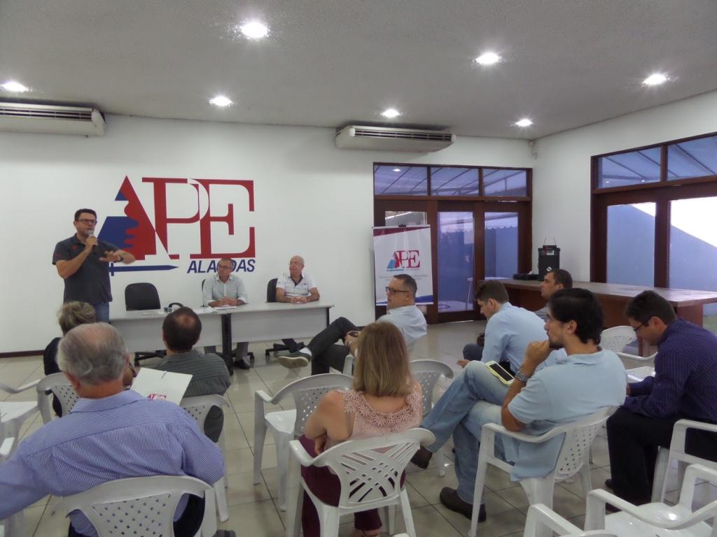 Diretoria da APE tem contas aprovadas em Assembleia Ordinária