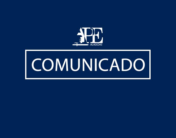 Comunicado: adiamento curso