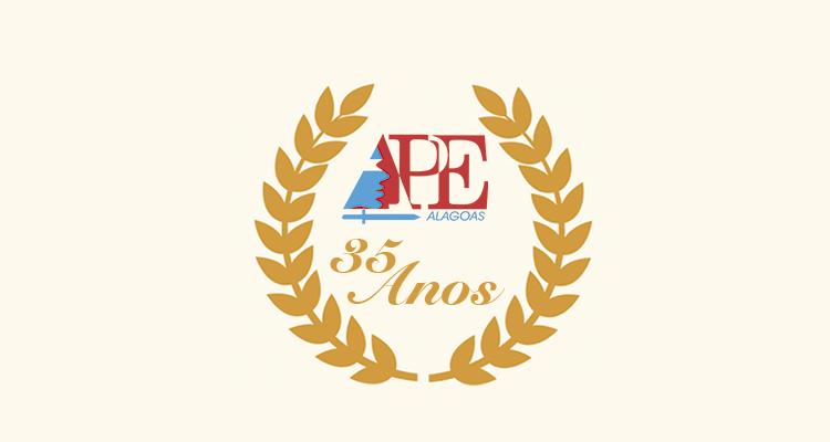 APE/AL celebra 35 anos de fundação