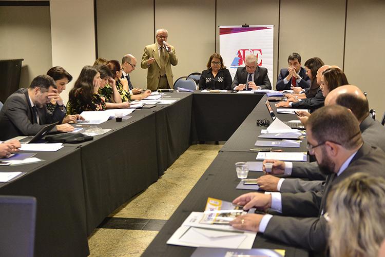 Alagoas recebe Conselho Deliberativo da ANAPE