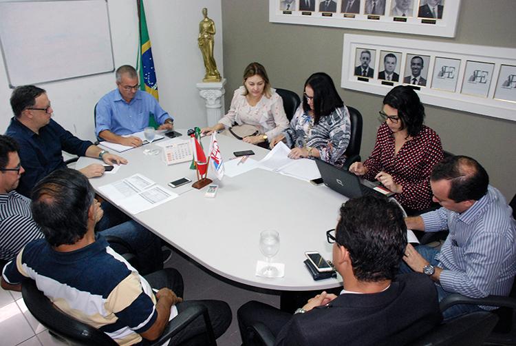 Diretoria - Reunião mensal APE/AL