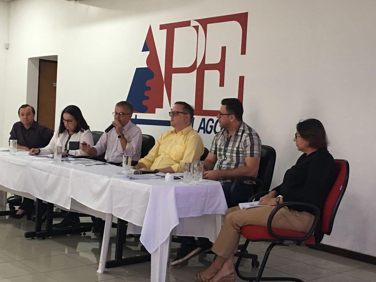 Assembleia da APE discute alterações legislativas de interesse da categoria
