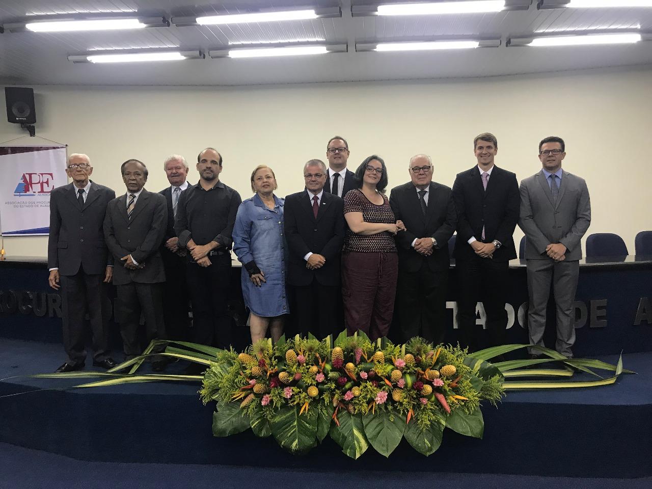 Empossada diretoria da APE/AL – gestão 2018-2020