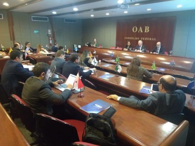 APE-AL participa de reunião do conselho deliberativo da ANAPE