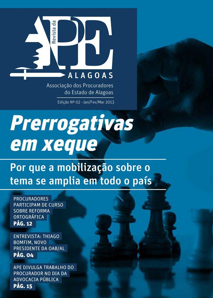 EDIÇÃO 02 – MARÇO 2013