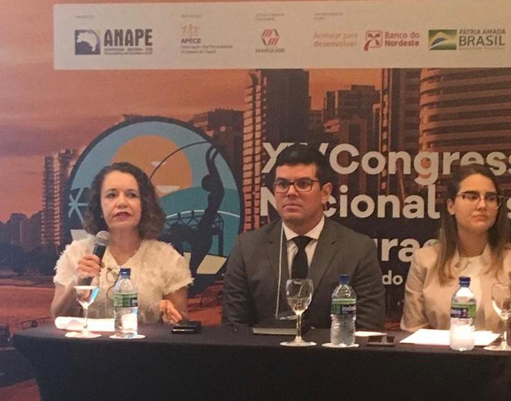Tese de procuradora alagoana é aprovada no maior congresso de procuradores do País