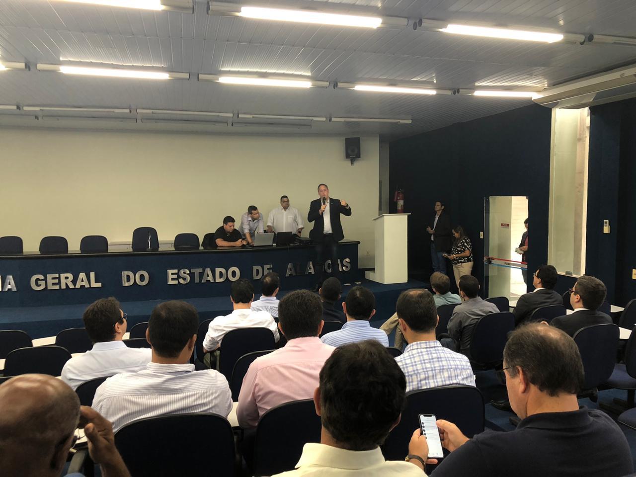 APE promove palestra para esclarecer plano de Benefícios da Previdência Complementar para servidores do Estado